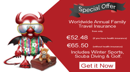 Travel Insurance Ireland